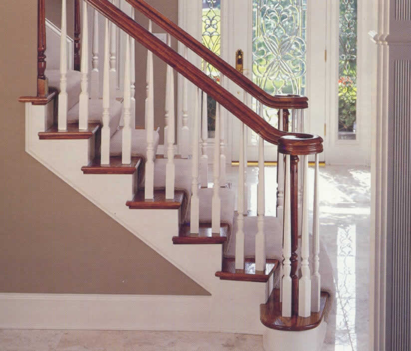 Accessories. Carolina Stair Inc